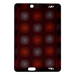 Abstract Dotted Pattern Elegant Background Amazon Kindle Fire HD (2013) Hardshell Case