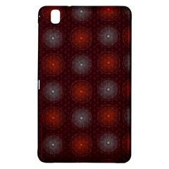 Abstract Dotted Pattern Elegant Background Samsung Galaxy Tab Pro 8.4 Hardshell Case