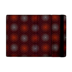 Abstract Dotted Pattern Elegant Background iPad Mini 2 Flip Cases