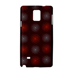 Abstract Dotted Pattern Elegant Background Samsung Galaxy Note 4 Hardshell Case