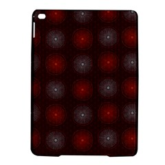 Abstract Dotted Pattern Elegant Background iPad Air 2 Hardshell Cases