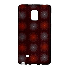Abstract Dotted Pattern Elegant Background Galaxy Note Edge