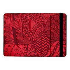 Deep Red Background Abstract Samsung Galaxy Tab Pro 10.1  Flip Case