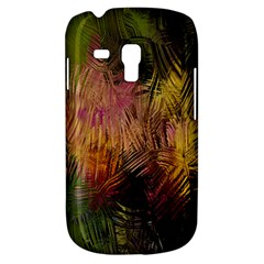 Abstract Brush Strokes In A Floral Pattern  Galaxy S3 Mini