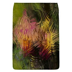 Abstract Brush Strokes In A Floral Pattern  Flap Covers (S)
