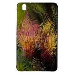 Abstract Brush Strokes In A Floral Pattern  Samsung Galaxy Tab Pro 8.4 Hardshell Case