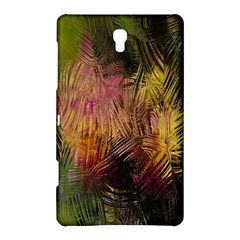 Abstract Brush Strokes In A Floral Pattern  Samsung Galaxy Tab S (8.4 ) Hardshell Case
