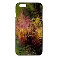 Abstract Brush Strokes In A Floral Pattern  iPhone 6 Plus/6S Plus TPU Case
