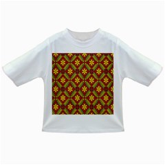 Beautiful Abstract Pattern Background Wallpaper Seamless Infant/toddler T Shirts
