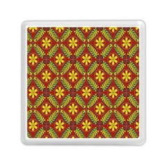 Beautiful Abstract Pattern Background Wallpaper Seamless Memory Card Reader (square)