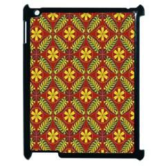 Beautiful Abstract Pattern Background Wallpaper Seamless Apple iPad 2 Case (Black)