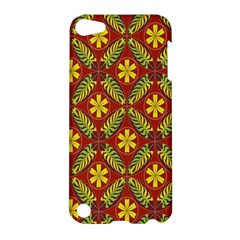 Beautiful Abstract Pattern Background Wallpaper Seamless Apple iPod Touch 5 Hardshell Case