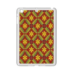 Beautiful Abstract Pattern Background Wallpaper Seamless iPad Mini 2 Enamel Coated Cases