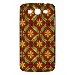 Beautiful Abstract Pattern Background Wallpaper Seamless Samsung Galaxy Mega 5.8 I9152 Hardshell Case