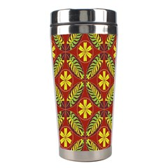 Beautiful Abstract Pattern Background Wallpaper Seamless Stainless Steel Travel Tumblers
