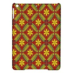 Beautiful Abstract Pattern Background Wallpaper Seamless Ipad Air Hardshell Cases