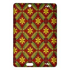 Beautiful Abstract Pattern Background Wallpaper Seamless Amazon Kindle Fire Hd (2013) Hardshell Case