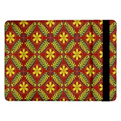 Beautiful Abstract Pattern Background Wallpaper Seamless Samsung Galaxy Tab Pro 12.2  Flip Case
