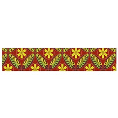 Beautiful Abstract Pattern Background Wallpaper Seamless Flano Scarf (Small)