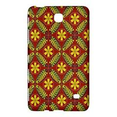 Beautiful Abstract Pattern Background Wallpaper Seamless Samsung Galaxy Tab 4 (8 ) Hardshell Case
