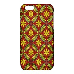Beautiful Abstract Pattern Background Wallpaper Seamless iPhone 6/6S TPU Case