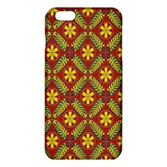 Beautiful Abstract Pattern Background Wallpaper Seamless Iphone 6 Plus/6s Plus Tpu Case