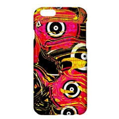 Abstract Clutter Pattern Baffled Field Apple iPhone 6 Plus/6S Plus Hardshell Case