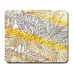 Abstract Composition Pattern Large Mousepads