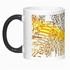 Abstract Composition Pattern Morph Mugs