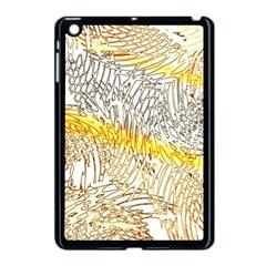 Abstract Composition Pattern Apple iPad Mini Case (Black)