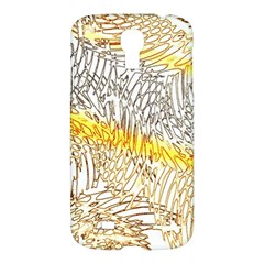 Abstract Composition Pattern Samsung Galaxy S4 I9500/i9505 Hardshell Case