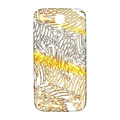 Abstract Composition Pattern Samsung Galaxy S4 I9500/i9505  Hardshell Back Case