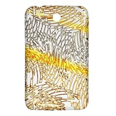 Abstract Composition Pattern Samsung Galaxy Tab 3 (7 ) P3200 Hardshell Case