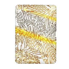 Abstract Composition Pattern Samsung Galaxy Tab 2 (10.1 ) P5100 Hardshell Case
