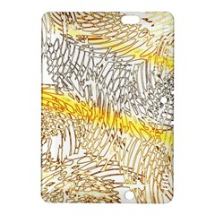 Abstract Composition Pattern Kindle Fire HDX 8.9  Hardshell Case