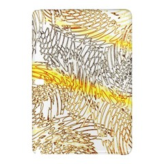 Abstract Composition Pattern Samsung Galaxy Tab Pro 10.1 Hardshell Case