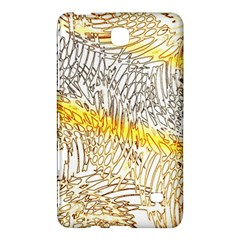Abstract Composition Pattern Samsung Galaxy Tab 4 (7 ) Hardshell Case