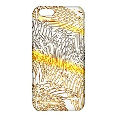 Abstract Composition Pattern iPhone 6/6S TPU Case