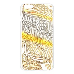 Abstract Composition Pattern Apple Seamless iPhone 6 Plus/6S Plus Case (Transparent)