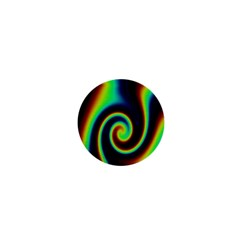 Background Colorful Vortex In Structure 1  Mini Magnets