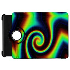 Background Colorful Vortex In Structure Kindle Fire HD 7