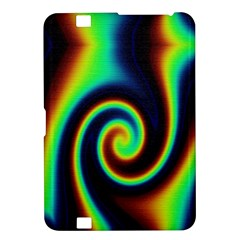 Background Colorful Vortex In Structure Kindle Fire HD 8.9