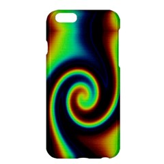 Background Colorful Vortex In Structure Apple Iphone 6 Plus/6s Plus Hardshell Case