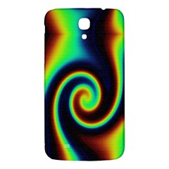 Background Colorful Vortex In Structure Samsung Galaxy Mega I9200 Hardshell Back Case