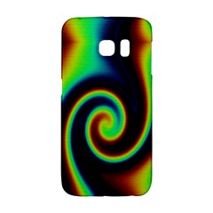 Background Colorful Vortex In Structure Galaxy S6 Edge