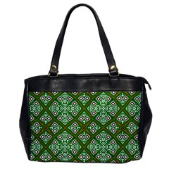 Digital Computer Graphic Seamless Geometric Ornament Office Handbags