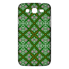 Digital Computer Graphic Seamless Geometric Ornament Samsung Galaxy Mega 5.8 I9152 Hardshell Case