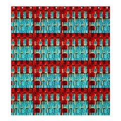 Architectural Abstract Pattern Shower Curtain 66  X 72  (large)