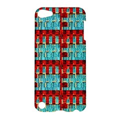 Architectural Abstract Pattern Apple iPod Touch 5 Hardshell Case