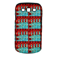 Architectural Abstract Pattern Samsung Galaxy S III Classic Hardshell Case (PC+Silicone)